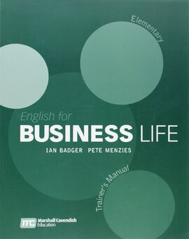 English for Business Life Trainer's Manual. Elementary - фото книги