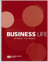 English for Business Life Trainer's Manual. Intermediatery - фото обкладинки книги