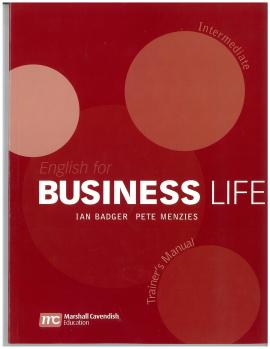 English for Business Life Trainer's Manual. Intermediatery - фото книги