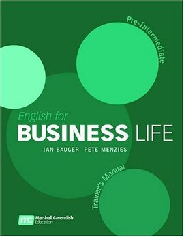 English for Business Life Trainer's Manual. Pre-Intermediate - фото книги