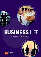 English for Business Life Upper-Intermediate. Audio CD - фото обкладинки книги