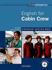 English for Cabin Crew: Student's Book - фото обкладинки книги