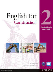 English for Construction 2 Student's Book + CD-ROM (підручник) - фото обкладинки книги