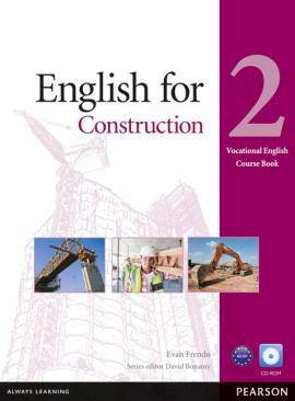 English for Construction 2 Student's Book + CD-ROM (підручник) - фото книги