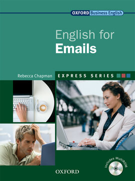 English for Emails: Student's Book with MultiROM - фото книги