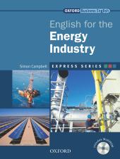 English for Energy Industry: Student's Book with MultiROM - фото обкладинки книги