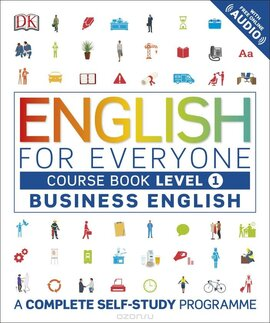 English for Everyone Business English Course Book Level 1 : A Complete Self-Study Programme - фото книги