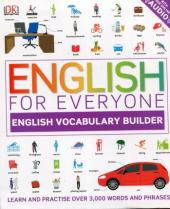 English for Everyone English Vocabulary Builder - фото обкладинки книги