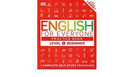 English for Everyone Practice Book Level 1 Beginner : A Complete Self-Study Programme - фото книги