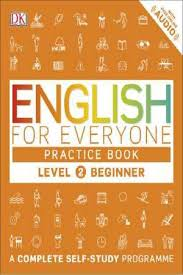English for Everyone Practice Book Level 2 Beginner : A Complete Self-Study Programme - фото книги