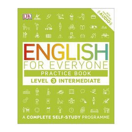 English for Everyone Practice Book Level 3 Intermediate : A Complete Self-Study Programme - фото книги