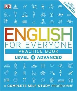 English for Everyone Practice Book Level 4 Advanced : A Complete Self-Study Programme - фото книги