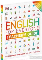 English for Everyone Teacher's Guide - фото обкладинки книги