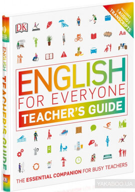 Книга для вчителя English for Everyone Teacher's Guide