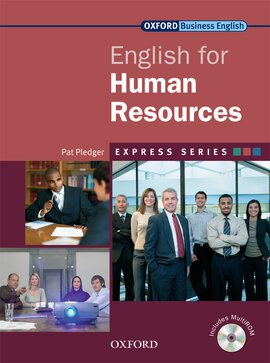 English for Human Resources: Student's Book with MultiROM - фото книги