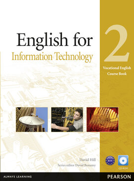 English for Information Technology 2 Student's Book + CD-Rom (підручник) - фото книги