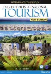 English for International Tourism New Edition Intermediate Student's Book (підручник) - фото обкладинки книги