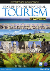 English for International Tourism New Edition Intermediate Student's Book (підручник) - фото обкладинки книги
