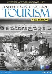 English for International Tourism New Edition Intermediate Workbook + CD (робочий зошит) - фото обкладинки книги