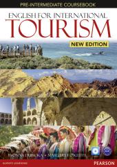 English for International Tourism New Edition Pre-Intermediate Student's Book (підручник) - фото обкладинки книги