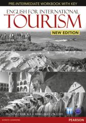 English for International Tourism New Edition Pre-intermediate Workbook (робочий зошит) - фото обкладинки книги