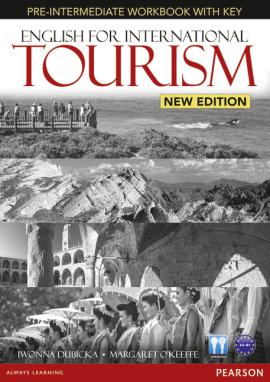 English for International Tourism New Edition Pre-intermediate Workbook (робочий зошит) - фото книги