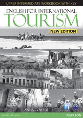 English for International Tourism New Upper-Intermediate Workbook (робочий зошит) - фото обкладинки книги