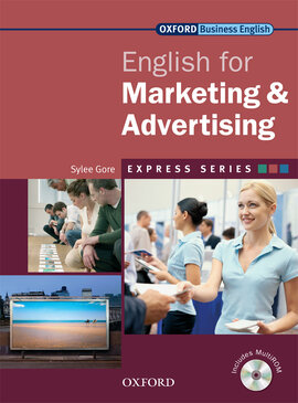 English for Marketing and Advertising: Student's Book with MultiROM - фото книги