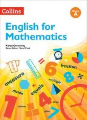 English for Mathematics: Book A - фото обкладинки книги