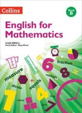 English for Mathematics: Book B - фото обкладинки книги