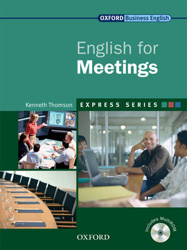 English for Meetings: Student's Book with MultiROM - фото книги
