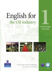 English for Oil Industry Student's Book with CD (підручник) - фото обкладинки книги