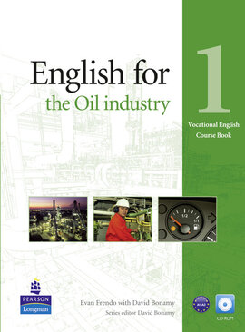 English for Oil Industry Student's Book with CD (підручник) - фото книги