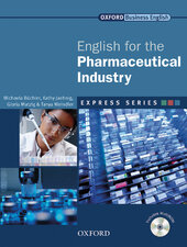 English for Pharmaceutical Industry: Student's Book with MultiROM - фото обкладинки книги