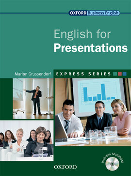 English for Presentations: Student's Book with MultiROM - фото книги