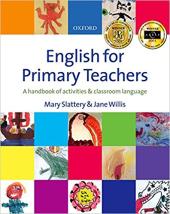 English for Primary English Teachers: Teacher's Pack with Audio CD - фото обкладинки книги