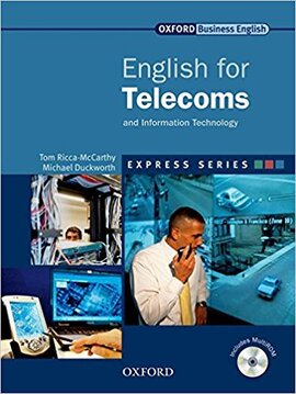English for Telecoms: Student's Book with MultiROM - фото книги