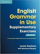 English Grammar in Use 3rd Edition Supplementary Exercises with answers - фото обкладинки книги