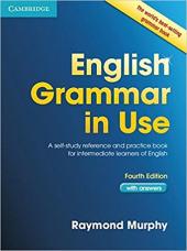 English Grammar in Use Fourth edition Book with answers - фото обкладинки книги
