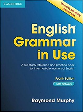 English Grammar in Use Fourth edition Book with answers - фото книги