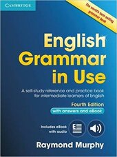 English Grammar in Use Fourth edition Book with answers and Interactive eBook - фото обкладинки книги