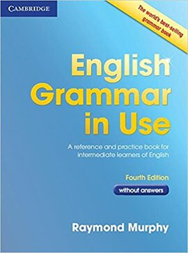 English Grammar in Use Fourth edition Book without answers - фото книги