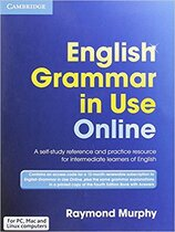 English Grammar in Use Fourth edition Online Access Code and Book with answers Pack