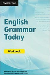 English Grammar Today Workbook - фото обкладинки книги