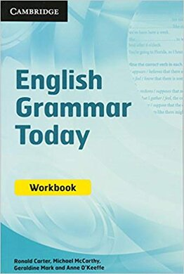 Робочий зошит English Grammar Today Workbook