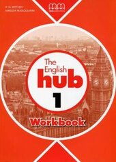 English Hub 1 (British edition). Workbook - фото обкладинки книги