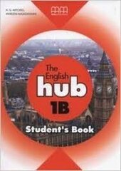 English Hub 1B (British edition). Student's Book - фото обкладинки книги