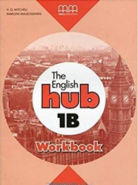 English Hub 1B (British edition). Workbook - фото книги