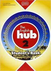 English Hub 2 (British edition). Student's Book - фото обкладинки книги