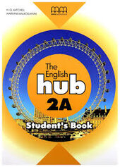 English Hub 2A (British edition). Student's Book - фото обкладинки книги